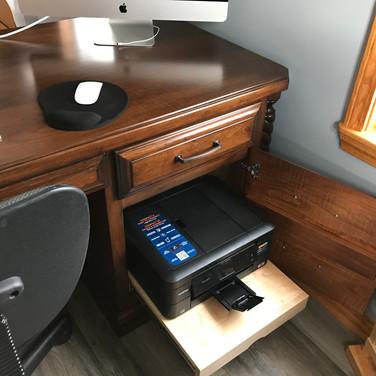 (14) Printer Drawer