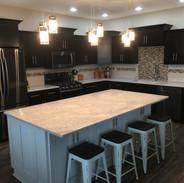 (6) Maple Kitchen