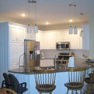 (41) Painted Kitchen
