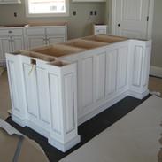 (50) Painted glazed Kitchen
