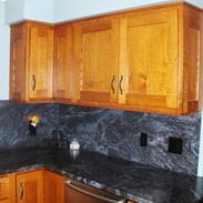 (25) 1/4 Sawn White Oak Kitchen