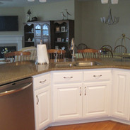 (42) Painted Kitchen