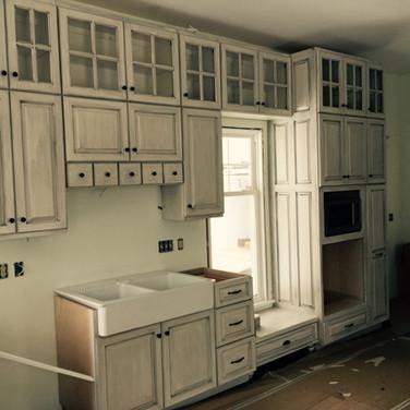 (30) Glazed Kitchen