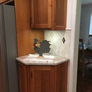 (15) Maple Kitchen