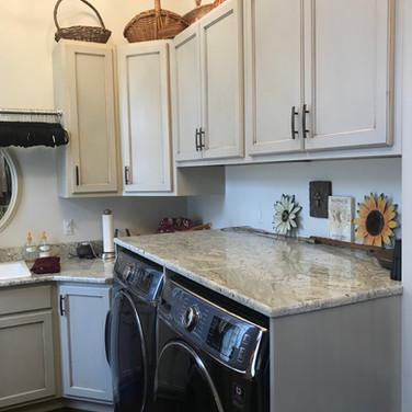 (39) Paint with Glaze Laundry Room