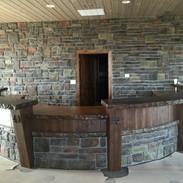 (40) Reception Area