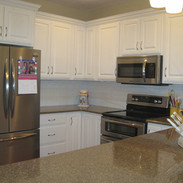 (40) Painted Kitchen