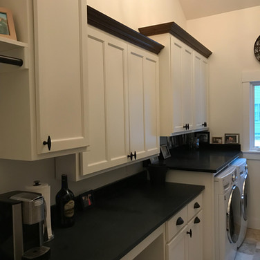 (28) Pantry/Laundry Room
