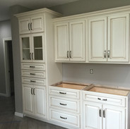 (43) Glaze on White kitchen