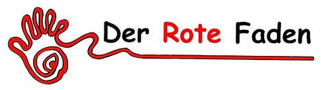 Logo der Rote Faden