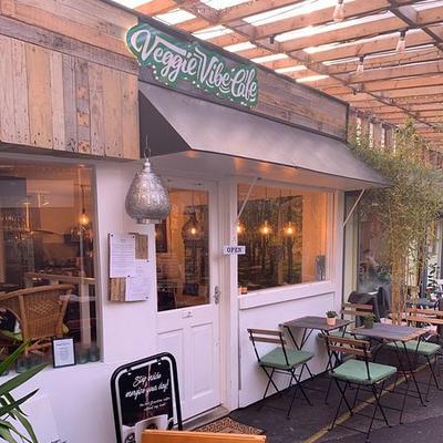 Veggie Vibe Cafe