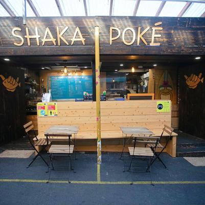 Shaka Poke