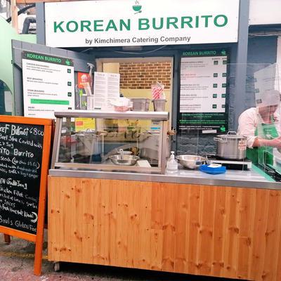 Korean Burrito