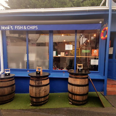 Hook't Fish & Chips