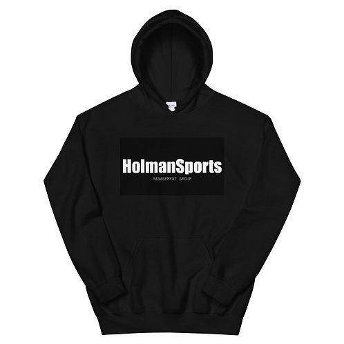 Holman Sports - Black Unisex Hoodie