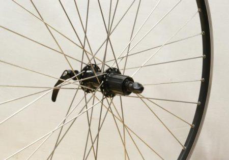 Wheel Set 700c -Shimano RS300 Hubs - 36H - Black