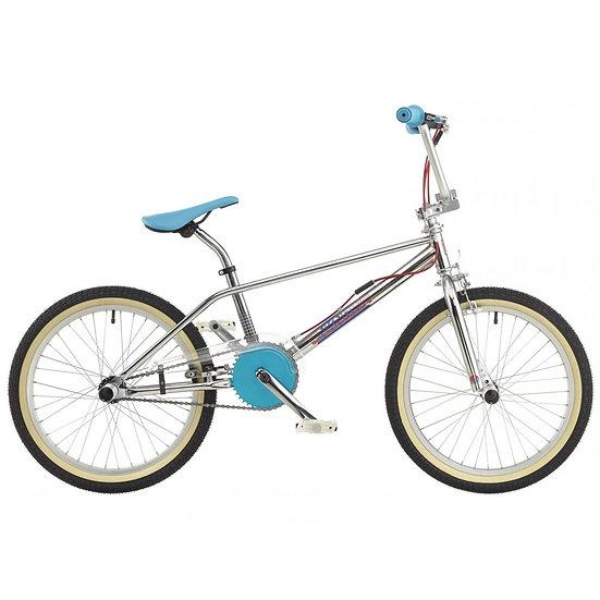 "Rooster Unknown Spoke - 20"" Wheel - Boys - BMX Bike -Chrome"