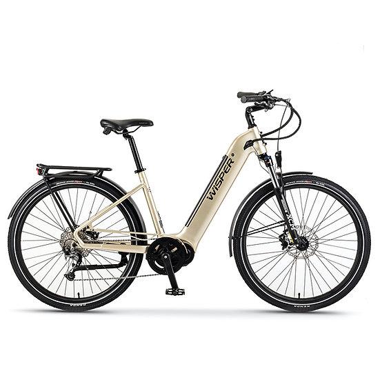 Wisper Wayfarer M7 Mid-Drive Step-Through Electric Bike