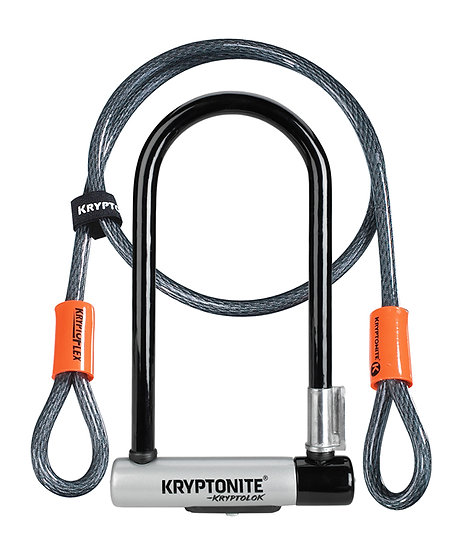 Kryptonite Kryptolok STD with flex Lock