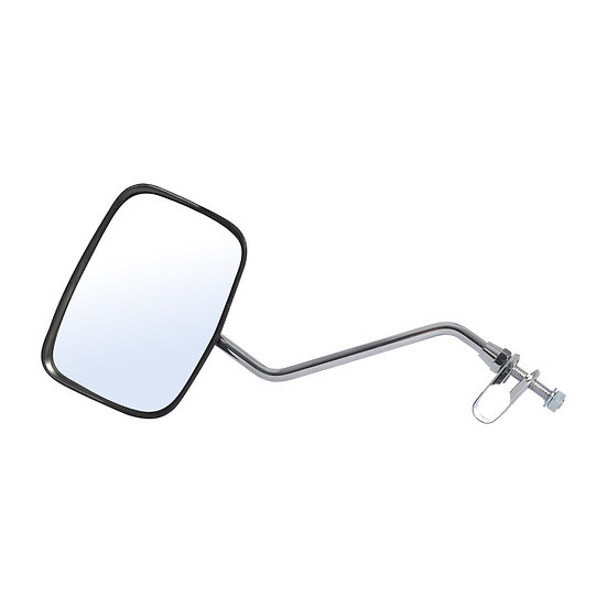 Oxford Deluxe Oblong Mirror + Refl/Shield