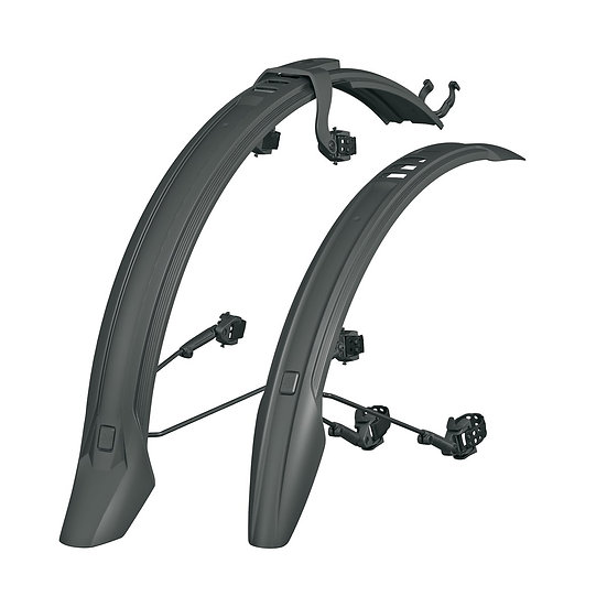 "SKS VELOFLEXX MUDGUARD SET: 26""/27.5"" - 65MM"