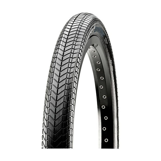 Maxxis Grifter 20 x 2.30 120 TPI Folding Dual Compound SilkShield tyre