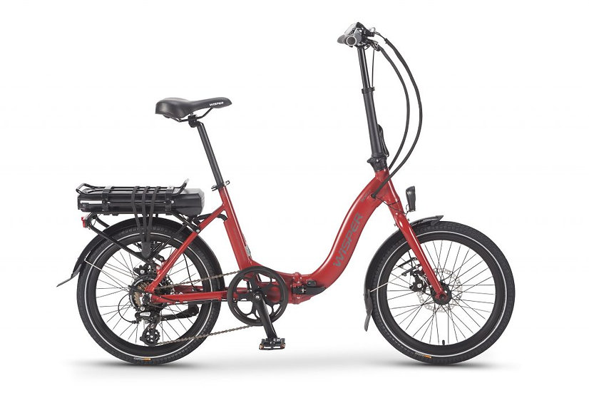 Wisper 806 Folding Electric Bike