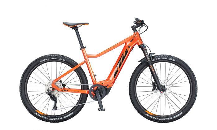 KTM Macina Race 271 E-Mountain Electric Bike (2021)
