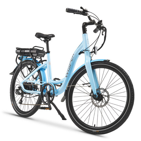 "Wisper 705 Stepthrough 24"" Wheel Electric Bike"