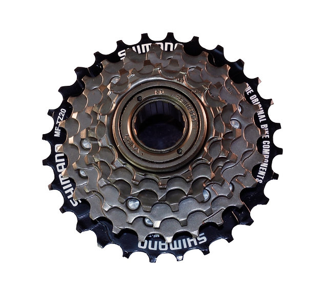 Shimano 6 Speed Freewheel