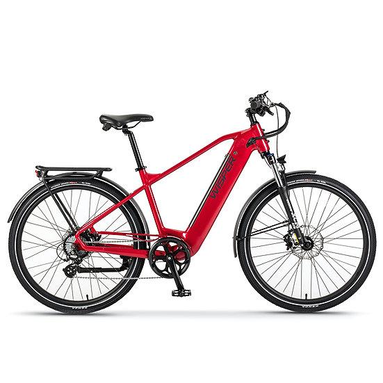 Wisper Wayfarer H9 Hub-Drive Crossbar Electric Bike (City)