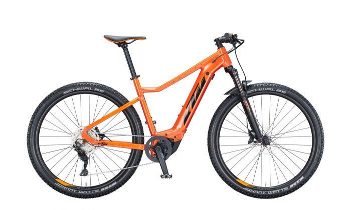 KTM Macina Race 291 E-Mountain Electric Bike (2021)