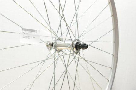 700C Front Wheel – Q/R – Silver Narrow