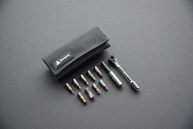 Granite ROCKnROLL Tool Set Cordura (Black)