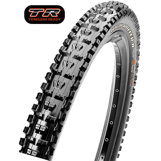 High Roller II 27.5 x 2.30 60 TPI Folding Dual Compound ExO / TR tyre