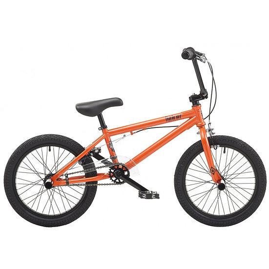 "Rooster HardCore - 18"" Wheel - Boys - BMX Bike -Metallic Orange"