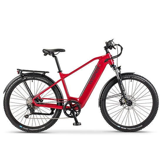 Wisper Wayfarer H9 Hub-Drive Crossbar Electric Bike (Adventure)