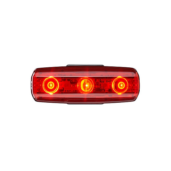 CATEYE RAPID MICRO USB RECHARGEABLE REAR LIGHT (15 LUMEN)