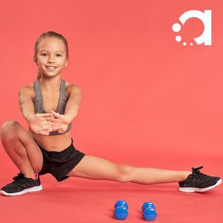5-12… una edad fundamental para la actividad física de tus hijos