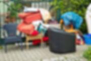 senų baldų išvežimas Klaipėdoje