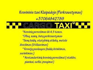 Perkraustymo paslaugos Klaipėdoje -15%