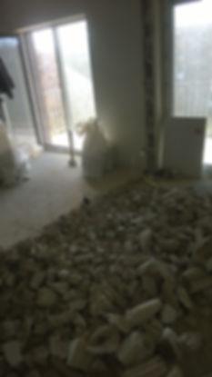 Sienų griovimas Klaipėda