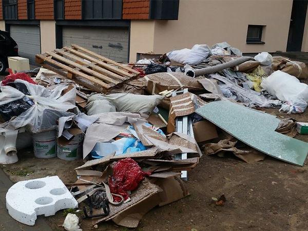 statybinių atliekų išvežimas Klaipėdoje