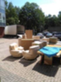 Krovinių pervžimas Klaipėdoje