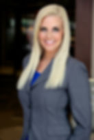 Lisa Johnson Stone in Stone Davis Law's Scottsdale office