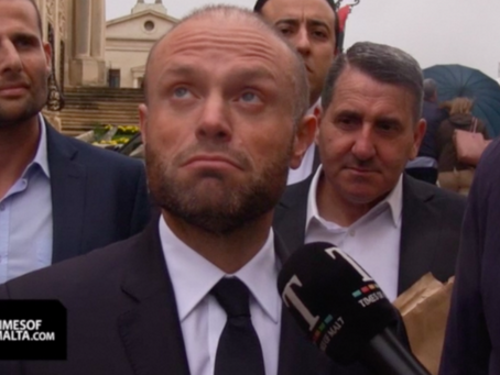 Muscat Won't Say If His Trip To Yorgen Fenechs Hotel Was A Gift
