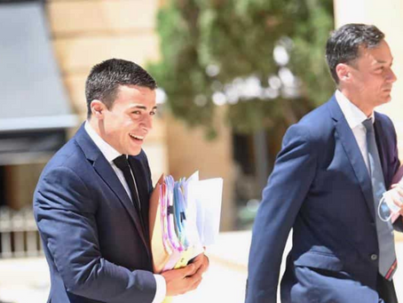 Police Ready To Take Action Against Yorgen Fenech's Lawyers Attempted Bribe