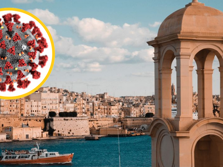 Malta Records Lowest Number Of Daily New Cases In Over 2 Months