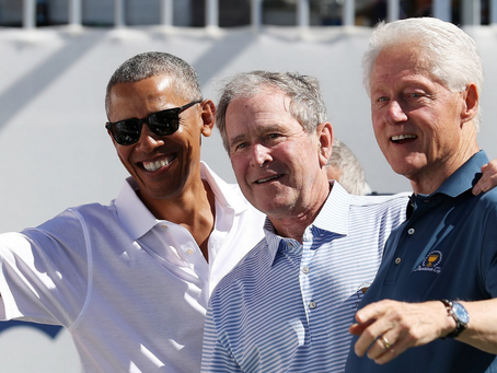 Former US Presidents Will Publicly Take Vaccine On TV To Prove It's Safe