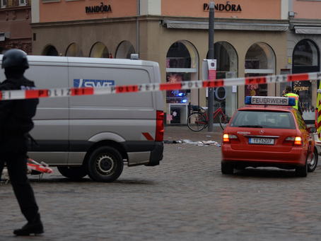 5 People Killed, Including 9 Month Old Baby, As Car Ploughs Through German City